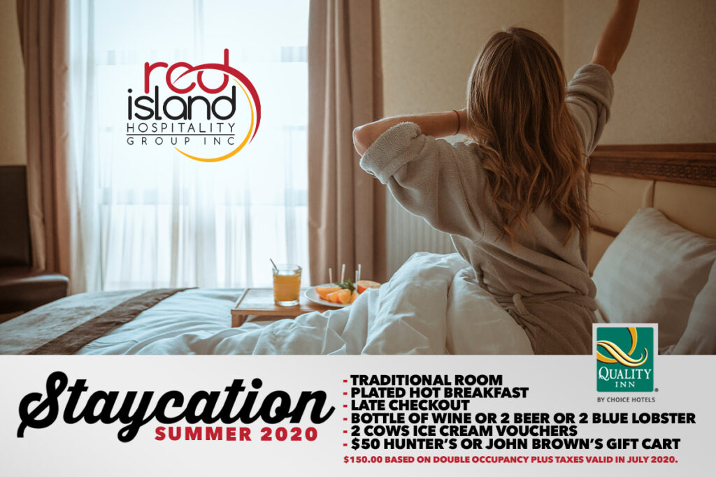 RIHG Staycation Package